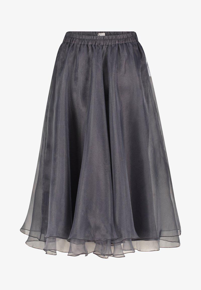 Vera Mont - A-line skirt - dunkelgrau