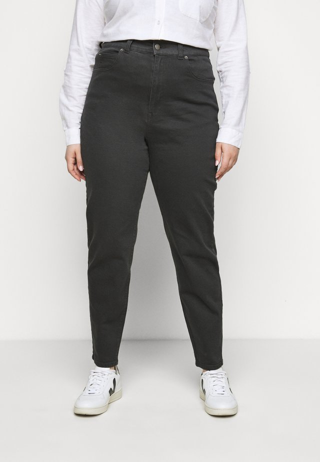 NORA - Jeans Tapered Fit - graphite