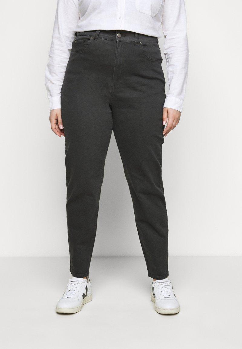 Dr.Denim Plus - NORA - Zúžené džíny - graphite