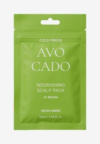 RATED GREEN - COLD PRESS AVOCADO NOURISHING SCALP PACK W/BANANA 2 PACK - Hair set - - - 0