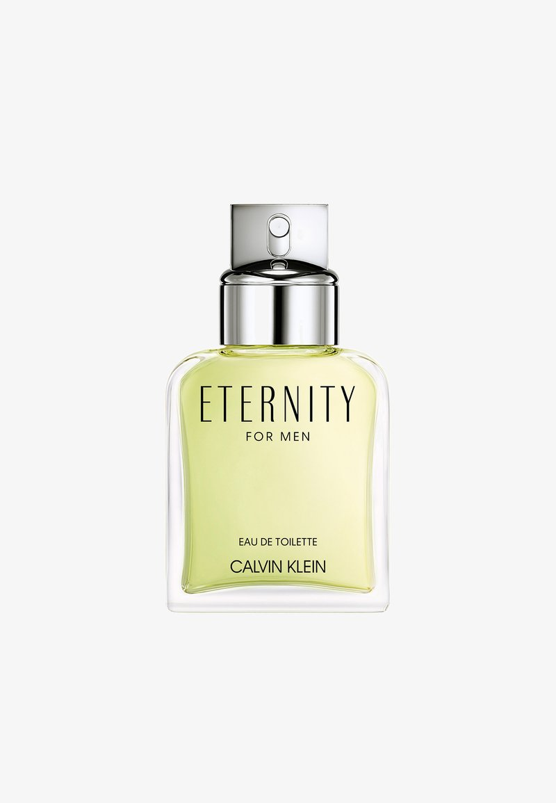 Calvin Klein Fragrances - ETERNITY FOR MEN EAU DE TOILETTE - Woda toaletowa - -