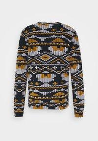 Anerkjendt - ARTHUR - Sweatshirts - dark blue/yellow/white - 1