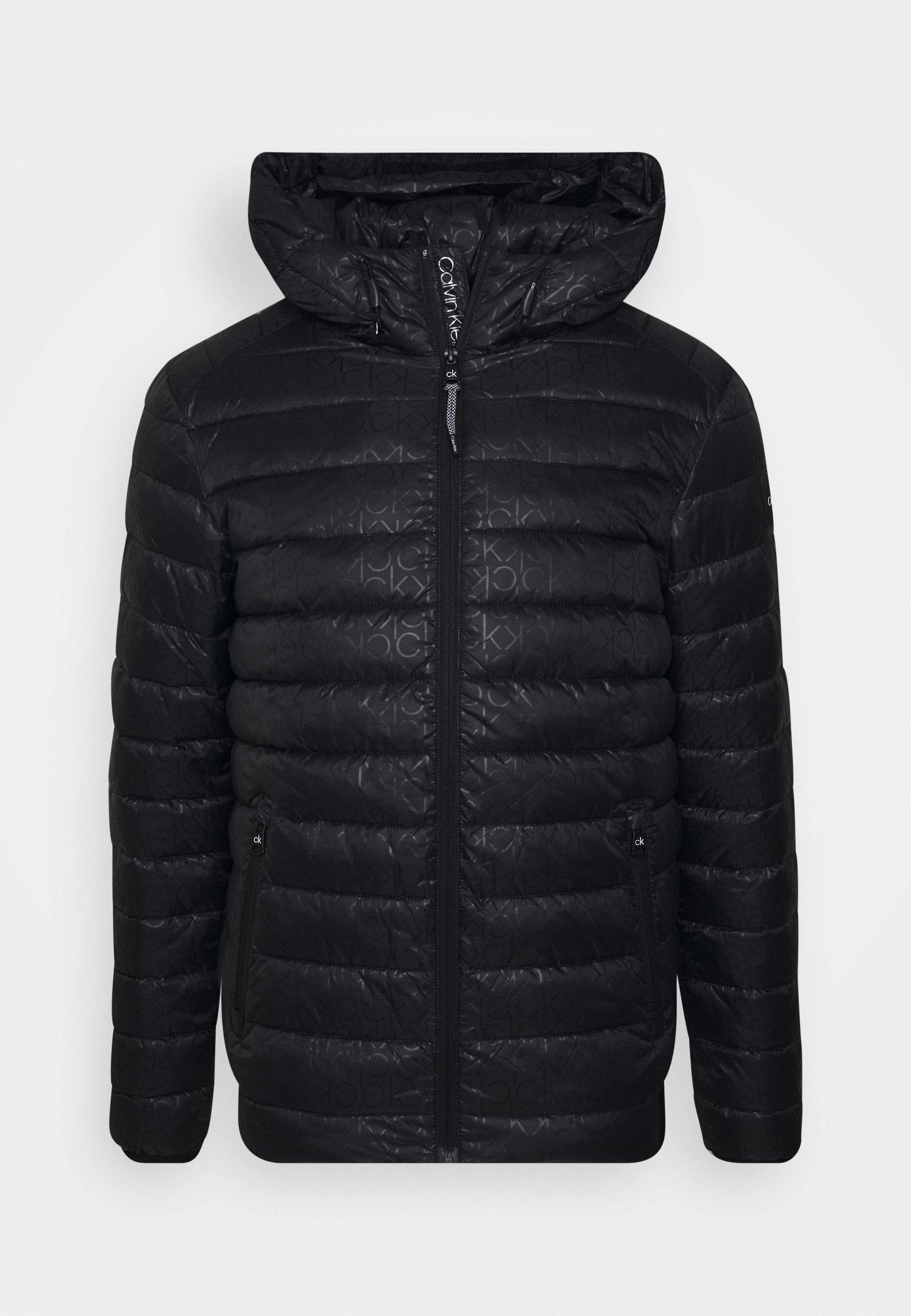 Men HOODED JACKET - Light jacket