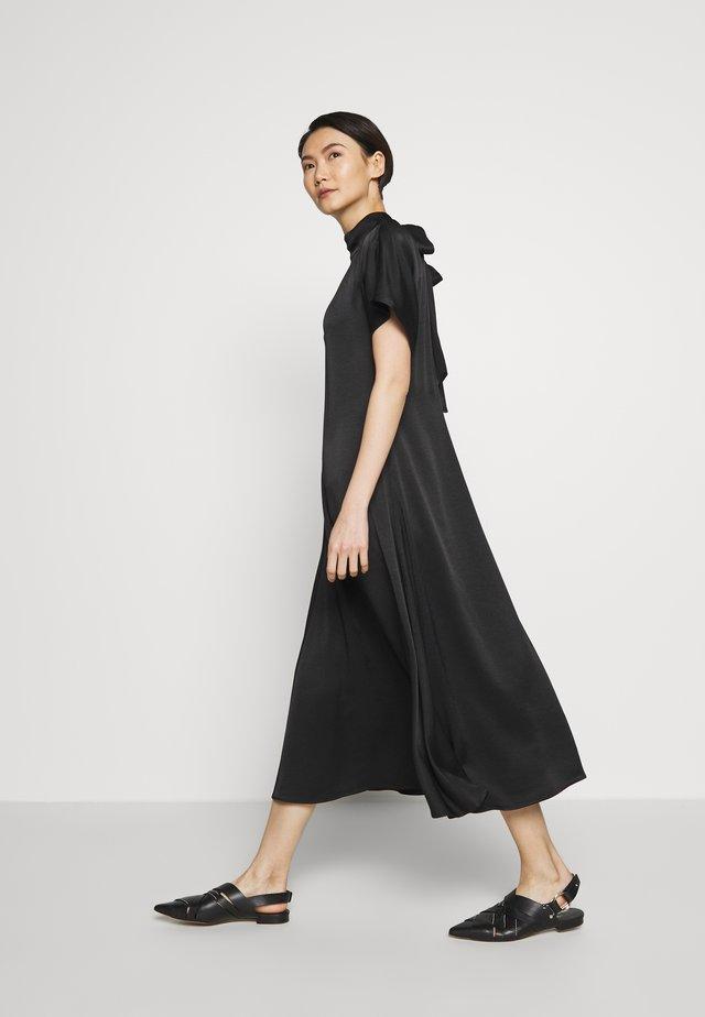 PATRIA - Robe d'été - black