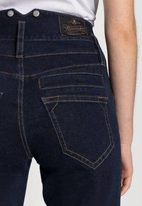 Herrlicher - PITCH-HI-TAP - Slim fit jeans - nocturnal - 4