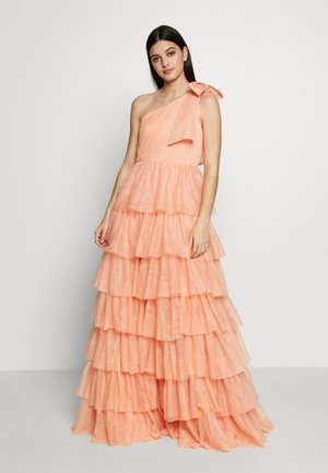 EXPLOSION GOWN - Occasion wear - peach