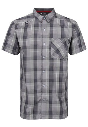 Shirt - seal grey
