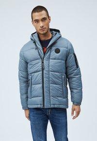 Pepe Jeans - PERCY - Zimní bunda - steel grey - 0