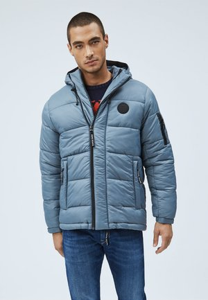 PERCY - Winter jacket - steel grey