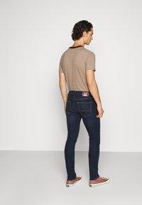 Hollister Co. - Slim fit jeans - dark blue denim - 2