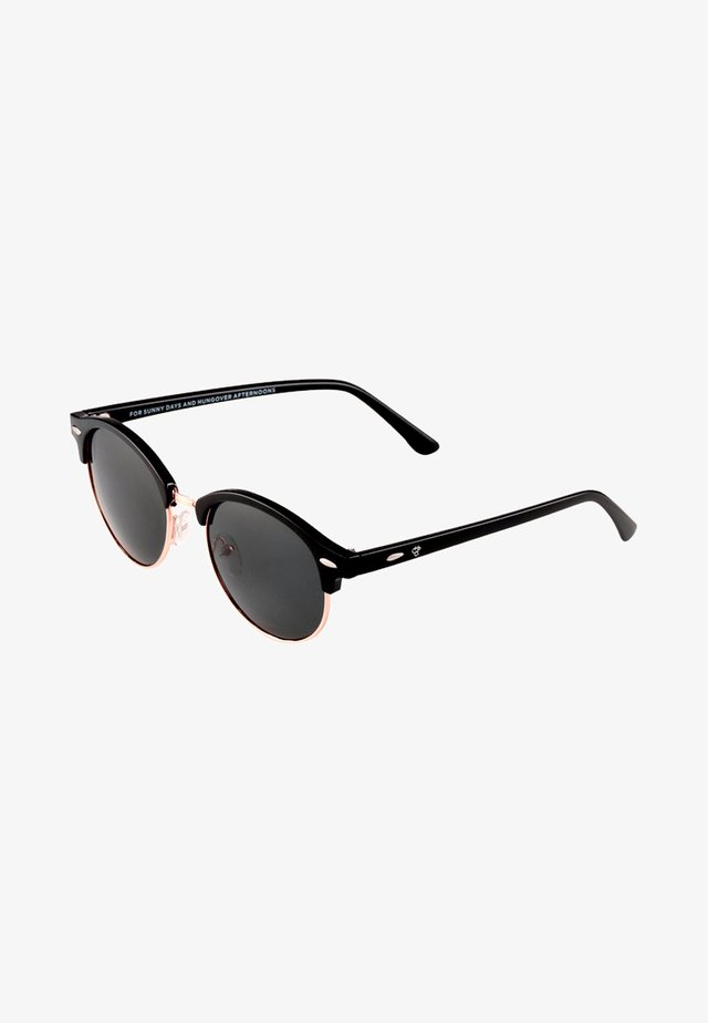 CASPER II - Sunglasses - black polarized