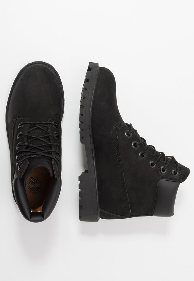 6 IN PREMIUM WP BOOT - Lace-up ankle boots - black