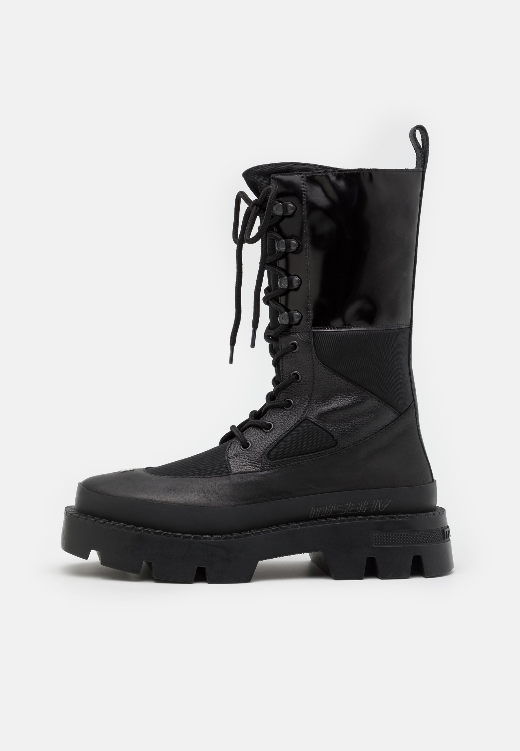 Men LACE UP COMBAT BOOT - Lace-up boots
