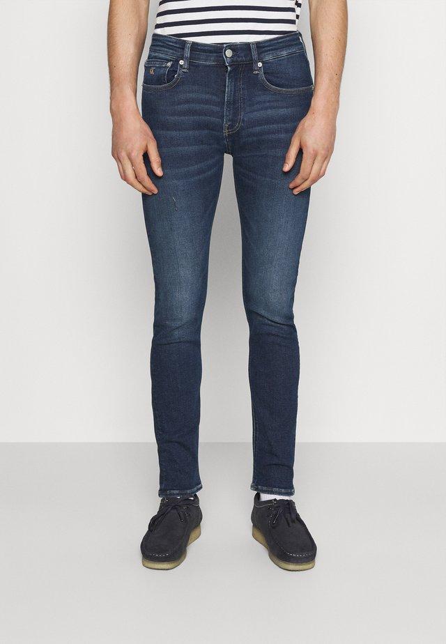 Jeans slim fit - denim medium