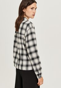 Opus - Button-down blouse - off white - 1