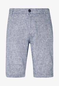 Selected Homme - SLHSTRAIGHT PARIS  - Shorts - blue - 3