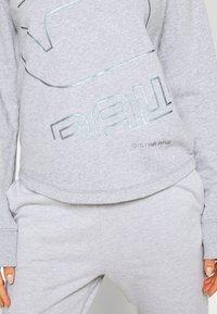 G-Star - GRAPHIC SHIFT - Sweatshirt - grey - 5
