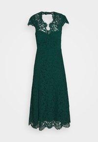IVY & OAK - DRESS MIDI - Cocktail dress / Party dress - eden green - 4