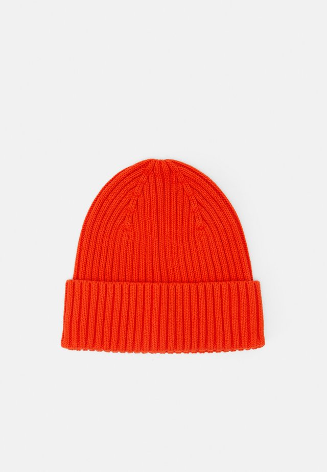 BEANIE UNISEX - Mütze - orange bright