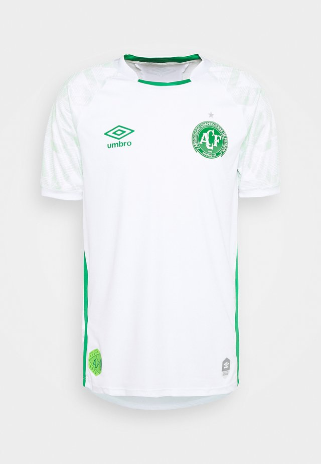 CHAPOCOENSE AWAY - Klubbklær - white/green