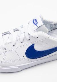 Nike Sportswear - BLAZER - Trainers - white/astronomy blue - 5