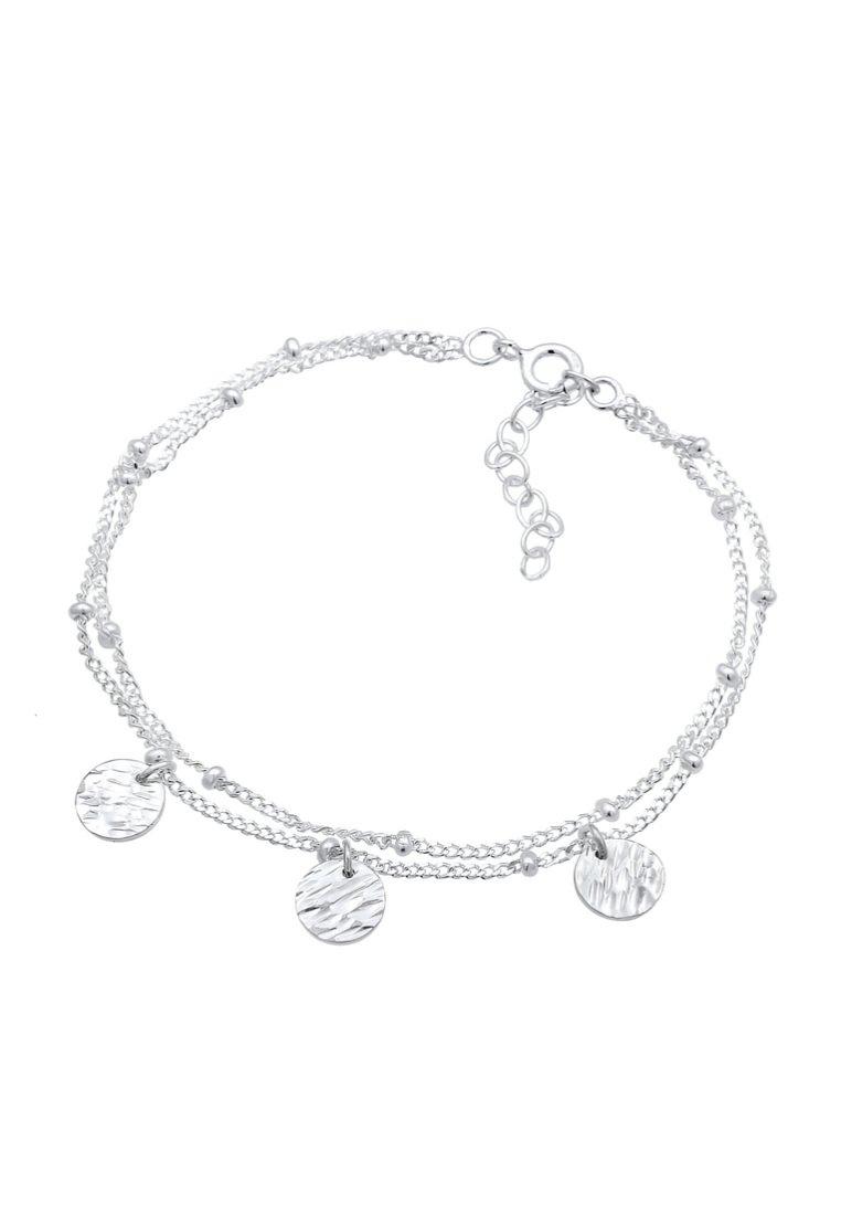 Elli Basic Layer - Armband Silver-coloured/silber