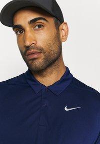 Nike Golf - DRY ESSENTIAL SOLID - Funktionstrøjer - blue void/silver - 3