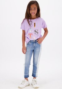 Vingino - SENNA  - Print T-shirt - bright lavender - 0