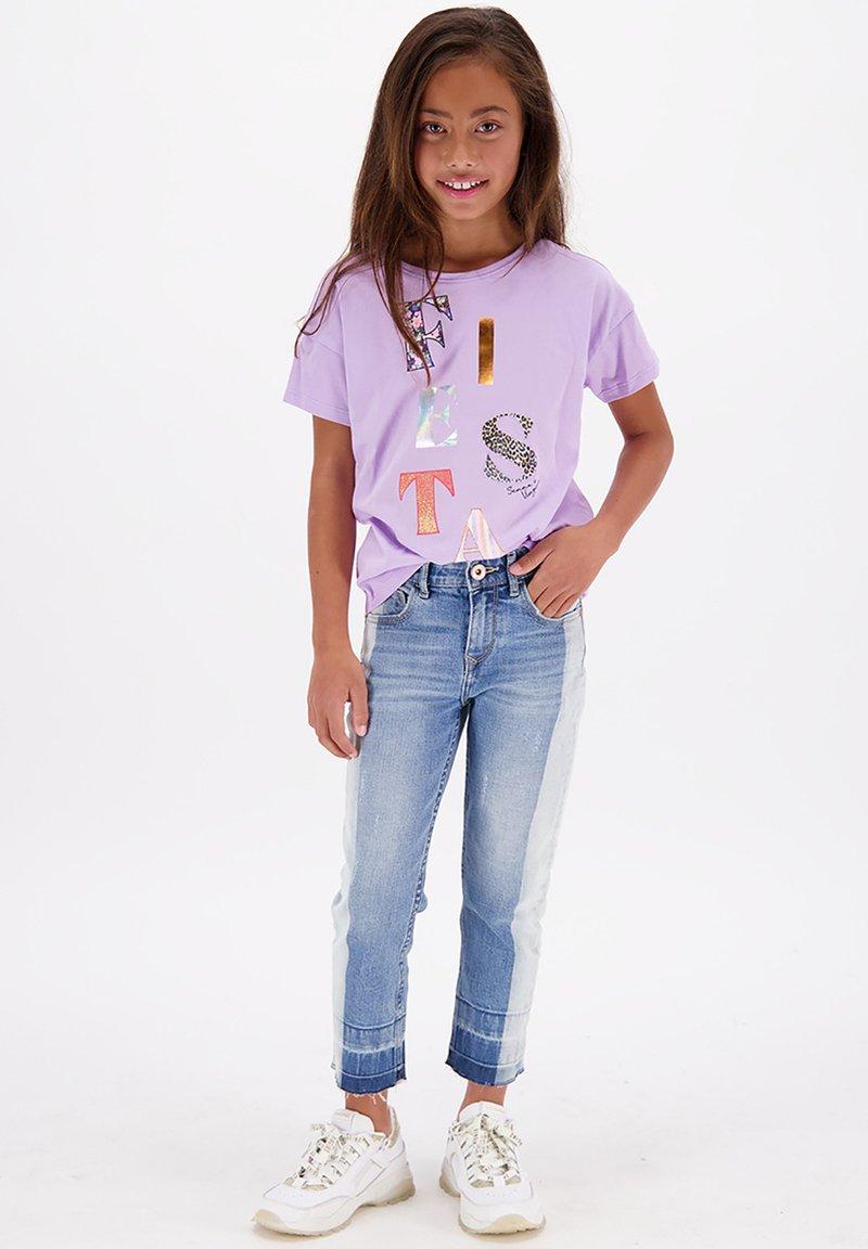 Vingino - SENNA  - Print T-shirt - bright lavender