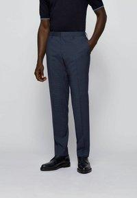 BOSS - HUGE6/GENIUS5 - Suit - dark blue - 3