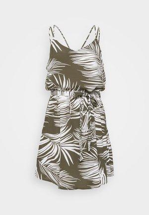 ONLAUGUSTINA SHORT DRESS  - Day dress - kalamata
