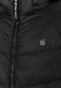 G-Star - WHISTLER PUFFER - Winter jacket - dark black - 7