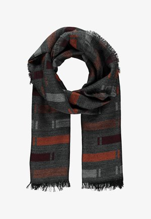 SCHAL  - Scarf - rock grey