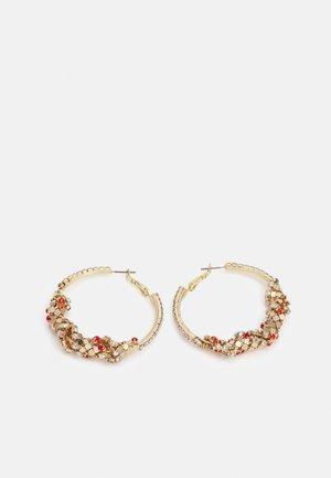 FGZILLA EARRINGS - Orecchini - gold-coloured