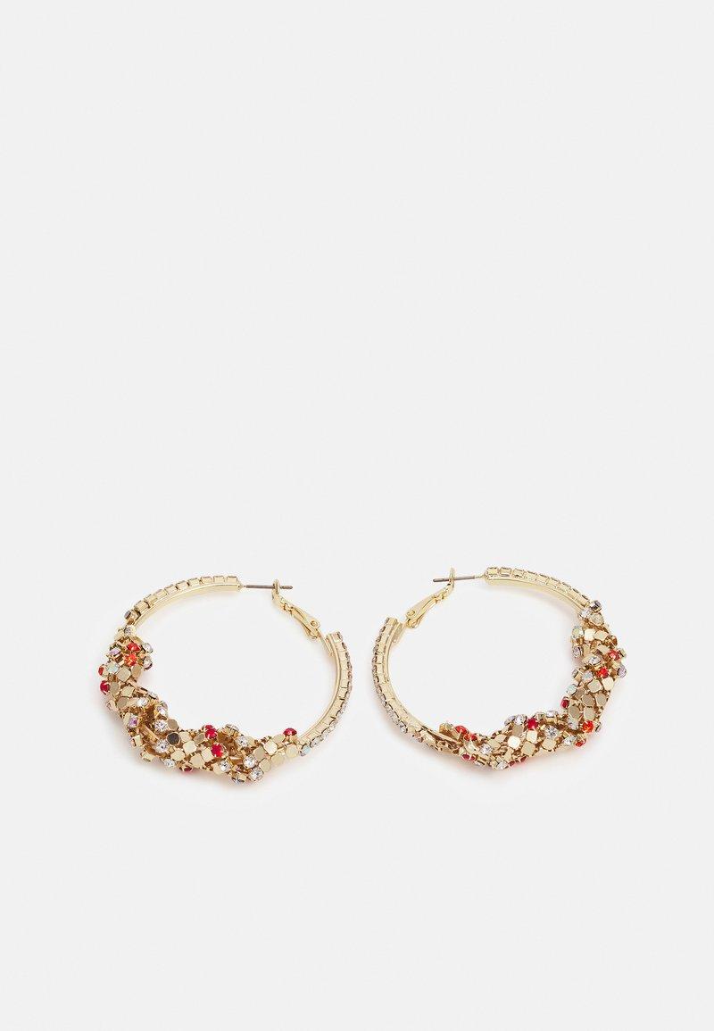 Fire & Glory - FGZILLA EARRINGS - Earrings - gold-coloured