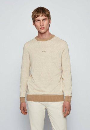 AKARIG - Sweatshirt - light beige