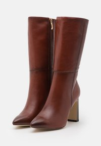 Tamaris - High heeled boots - cinnamon