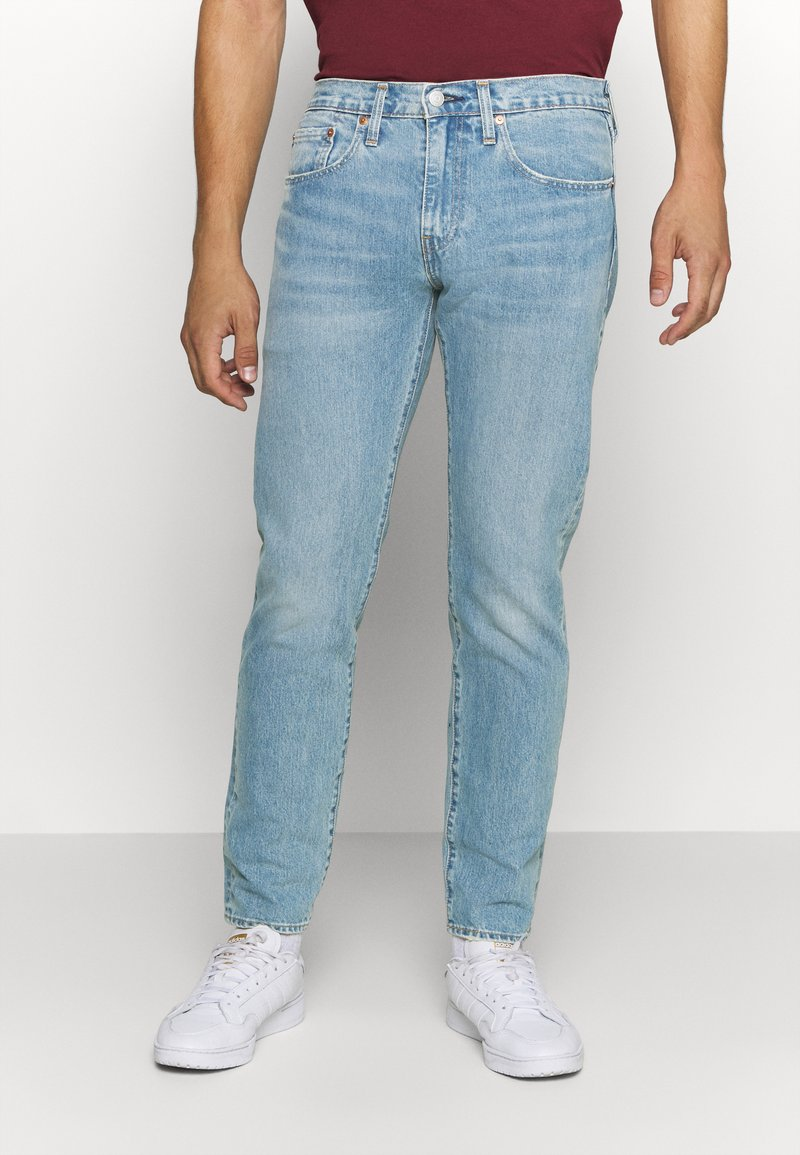 Levi's® - 502™ TAPER - Jeans Slim Fit - light-blue denim