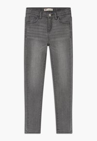 Levi's® - 710 SUPER SKINNY  - Skinny džíny - grey denim - 0