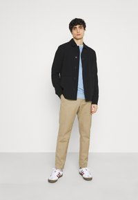 Selected Homme - SLHBUDDY CREW NECK - Jumper - skyway - 1