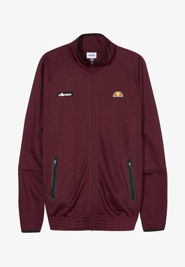 CALDWELO - Training jacket - rot