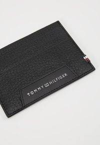 Tommy Hilfiger - DOWNTOWN HOLDER - Business card holder - black - 2