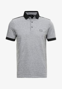 Armani Exchange - Poloshirt - black - 3