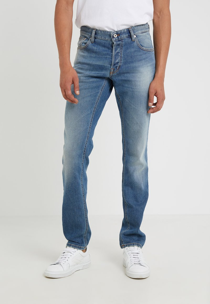 Just Cavalli - PANTS  - Jeans Slim Fit - blue denim