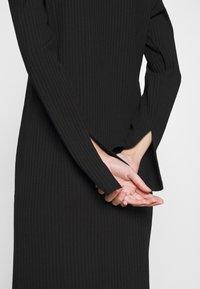 Monki - DEVA DRESS - Jersey dress - black - 4