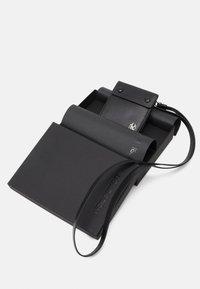 Neil Barrett - MONOGRAM STRAP - Wallet - black - 5