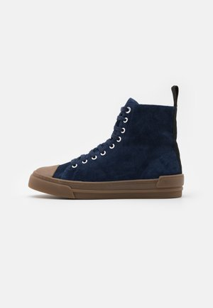 COURT - Sneakers high - navy