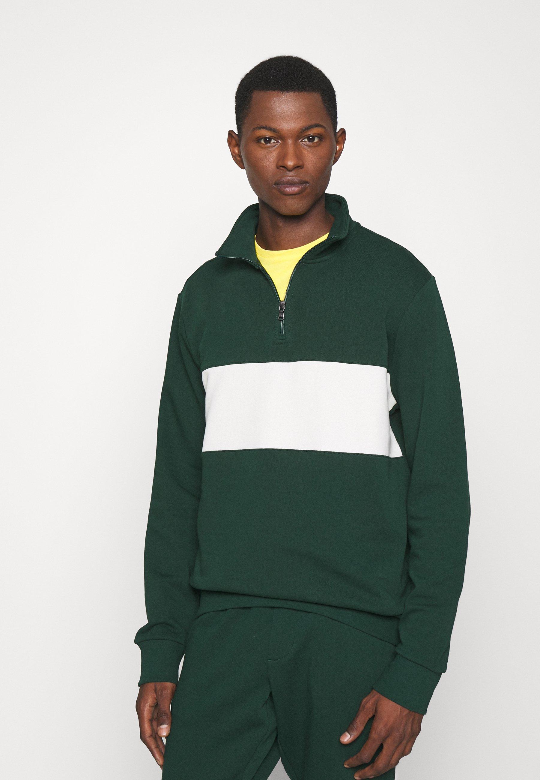 Men LOOPBACK TERRY LONG SLEEVE - Sweatshirt