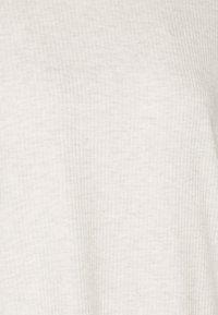 ICHI - KYLA - Maglietta a manica lunga - oatmeal melange - 4