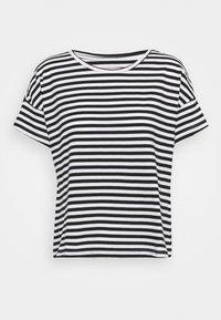 Anna Field - T-shirts med print - black/white - 0